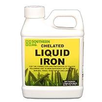 Southern Ag Chelated Liquid Iron, 16oz - 1 Pint