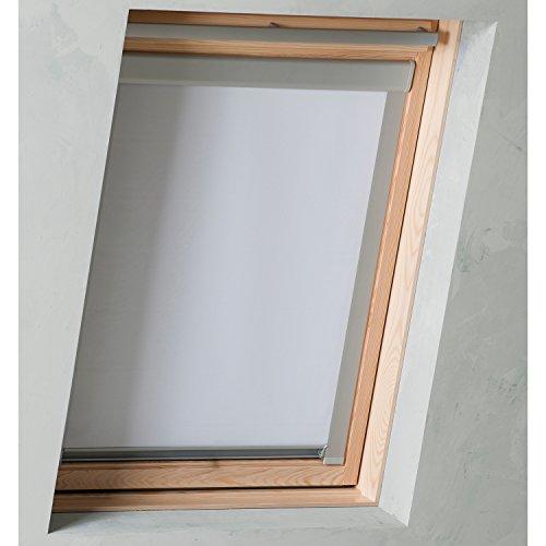 Tenda a rullo oscurante per finestre sottotetto velux for Tende per finestre sottotetto