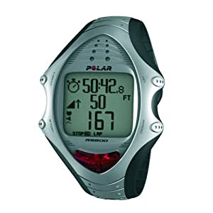 Polar RS800 Heart Rate Monitor Watch
