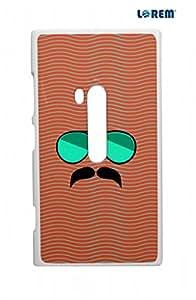 Lorem Back Cover For Nokia Lumia 920 -Multicolor-L14695