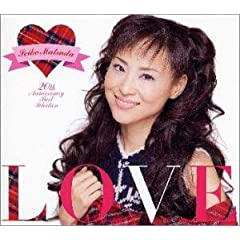 LOVE 〜Seiko Matsuda 20th Anniversary Best Selection〜(松田聖子)