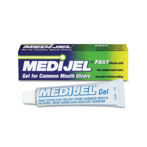Medijel Gel for Common Mouth Ulcers 15g