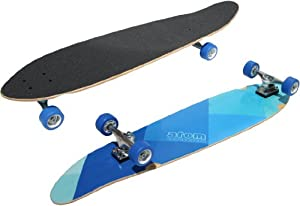 Atom Kick-Tail Longboard (39-Inch) by Atom Longboards