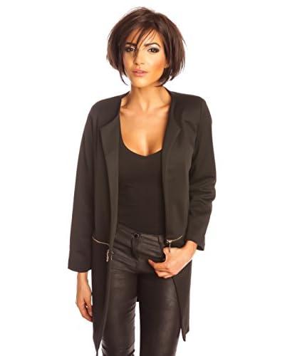 So French Chic Blazer Donna [Blu Navy]