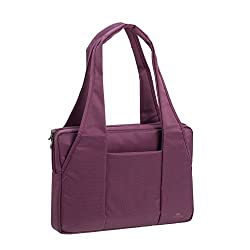 RivaCase 8291 Bag for 15.6-inch Laptop (Purple)