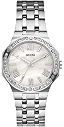 GUESS Stainless Steel Ladies Watch W0143L1