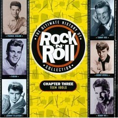 LOU CHRISTIE - The Ultimate History Of Rock & Roll Collection Volume 3 Teen Idols - Zortam Music