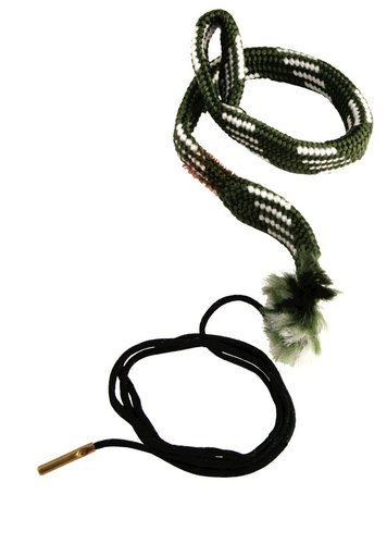 Hoppe's Boresnake Shotgun 20 Gauge Cleaner One Piece System Quick Cleans Machine Washable