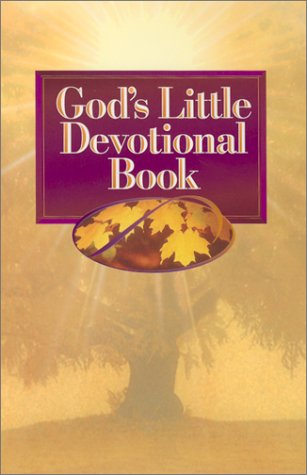 Gods Little Devotional Book, NOT AVAILABLE (NA)