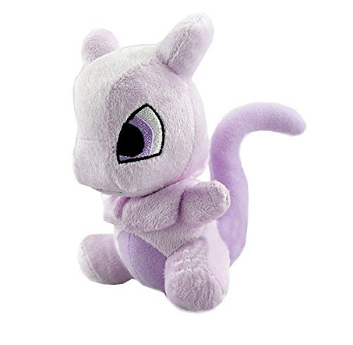 "1 X Pokemon 6"" 15cm Mewtwo Pocket Monster Soft Stuffed Toy Plush Doll by Pop-Up - 1"