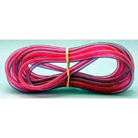 Robart Manufacturing Pressure Tubing Red & Purple 10'