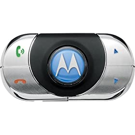 The Electronics World | Motorola IHF1000 Bluetooth Car Kit :  ihf1000 bluetooth car kit motorola