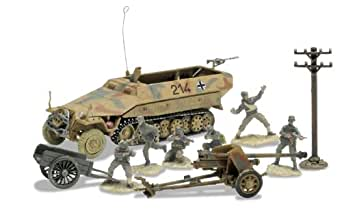 Amazon.com: Unimax forces of Valor 1:72Nd Scale German Sd