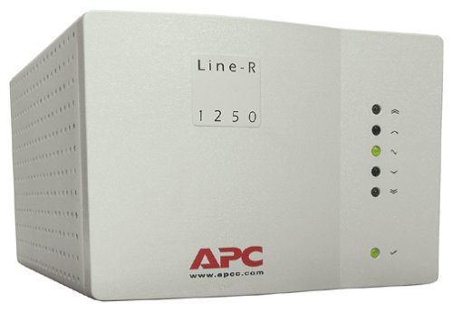 APC LR1250 Line-R Surge SuppressorB00006BBI0