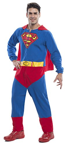 Rubie's Costume Co Men's Superman One Piece Costume
