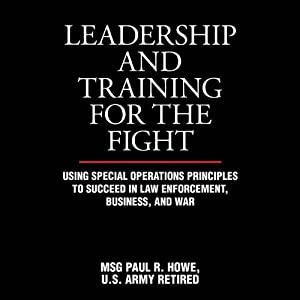 Leadership and Training for the Fight Audiobook