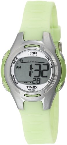 Timex Women's T5K081 1440 Sports Digital Resin Strap Watch