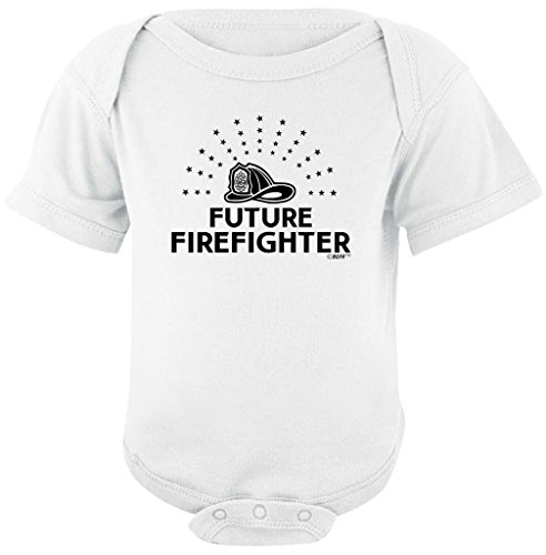 Baby Gifts For All Future Firefighter Bodysuit