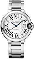Cartier Ballon Bleu Unisex Steel Watch W6920046 from Cartier