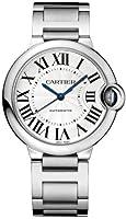Cartier Ballon Bleu Unisex Steel Watch W6920046 from Cartier