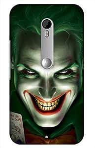 joker batman Designer Printed Back Case Cover for Motorola Moto X Play