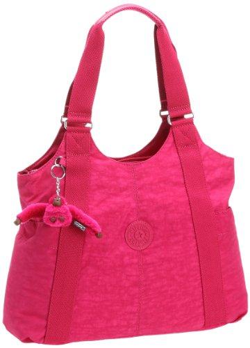 Kipling Women's Cicely Shoulder Bag Carnation Pink K13338124
