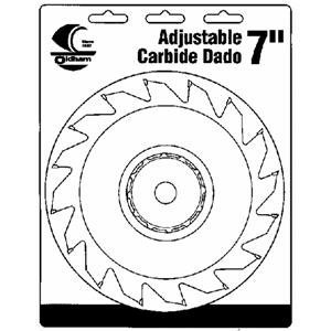 adjustable dado blade instructions