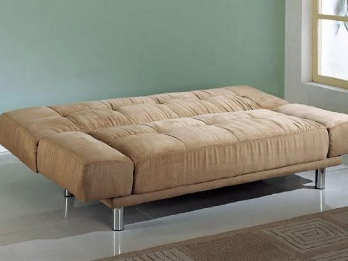 Best Reviews Of Klik Klak Futon Celeste Microfiber Klik