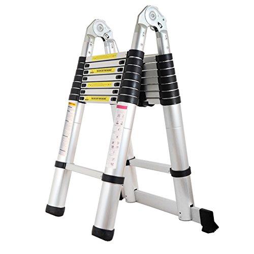 finether-5m-escaleras-plegable-y-telescopica-portatilmulti-propositoextensiblealuminiocon-bisagrasce
