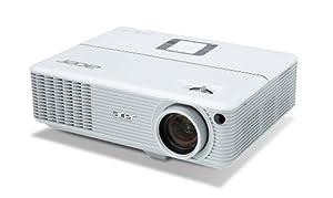 Acer H6500 DLP-Projektor (Full-HD, 1920 x 1080 Pixel, 10000:1, 2100 ANSI Lumen, 2 x HDMI)