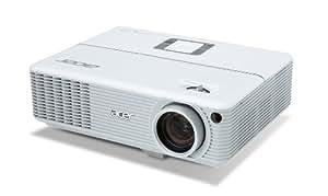 Acer H6500 Projecteur DLP 2000 lumens Zoom 8x 2 HDMI Blanc