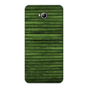 GripIt Bamboo Wall Back Cover for Micromax Canvas Spark 3 (Q385)