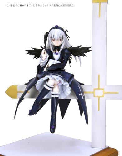 Rozen Maiden : Mercury Lampe Suigintou PVC Figure