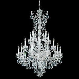 Schonbek century crystal chandelier in Chandeliers - Compare