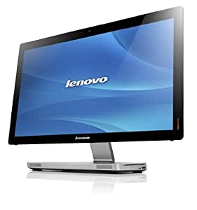 "Lenovo IdeaCentre A730 Ordinateur de bureau Tout-en-Un Tactile 27"" (Intel Core i7, Disque dur 1 To, 8Go, Nvidia Geforce GT 740 2G Windows 8.1)"
