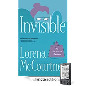 Invisible by Lorena McCourtney Kindle Edition