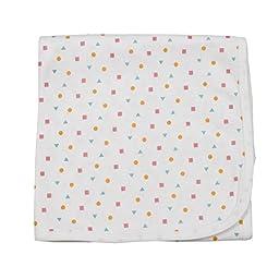Lego nursery-receiving-blankets Baby Swaddle Pink