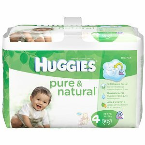 Huggies Pure And Natural Size 4 front-1031663