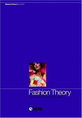 Fashion Theory Issue 2: The Journal of Dress, Body and Culture: Kenji Mizoguchi and the Art of Japanese Cinema v. 8, Issue 2