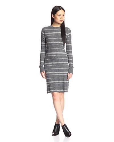 Cashmere Addiction Women's Plaid Dress