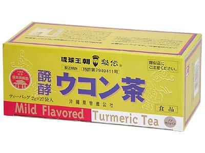 琉球バイオ 発酵ウコン茶 2g×27