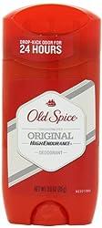 Old Spice High Endurance Original Scent Mens Deodorant 3 Oz (Pack Of 4)