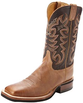 Amazon Com Justin Boots Men S Aqha Q Crepe Collection