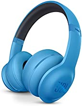JBL【国内正規品】EVEREST 300 ワイヤレスヘッドホン Bluetooth 密閉ダイナミック型オンイヤー クリアブルー V300BTCBUGP
