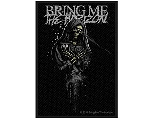 Bring Me the Horizon - Death - Toppa/Patch