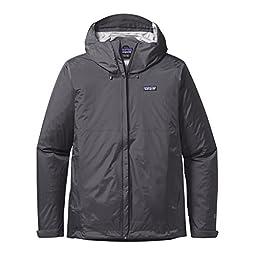 Mens Patagonia Torrentshell Jacket Forge Grey 83802 (m)