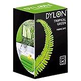 Dylon Machine Dye Tropical Green 200 g (Pack of 3)by Dylon