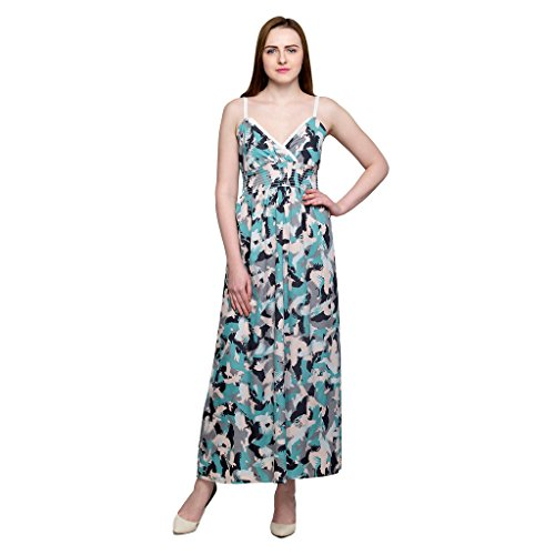 Oxolloxo Womens multicolour maxi dress