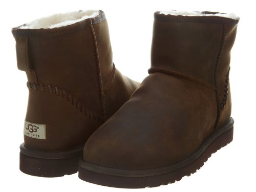 UGG Men's Classic Mini Deco Boot (Chestnut 12.0 M)