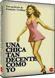 UNE BELLE FILLE COMME MOI (UNA CHICA TAN DECENTE COMO YO) de François Truffaut